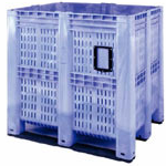 Europe's largest plastic pallet box